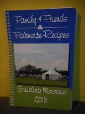 Kelligrews-Hopewell Guiding Mosaic 2016,Newfoundland Girl Guides Cookbook