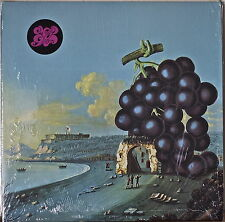MOBY GRAPE: Wow-M2007 SUNDAZED LP GATEFOLD COVER