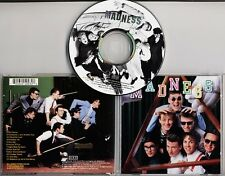MADNESS - USA CD COMPILATION WITH UNIQUE MIXES - SUGGS STIFF SKA TWO 2 TONE