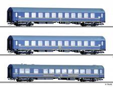 Tillig Reisezugwagenset TOUREX 3, DR, Ep. IV 01723
