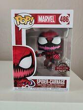 Funko Pop! Marvel Spider-Man - Spider-Carnage #486