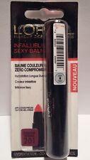 Baume à Lèvres Couleur Sexy Balm Infaillible 201 Wasted L'Oréal