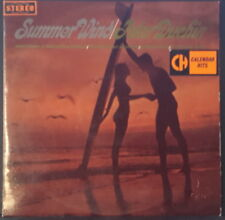 PETER DUCHIN - SUMMER WIND 1968 OZ CALENDAR VINYL EASY LISTENING SURF COVER