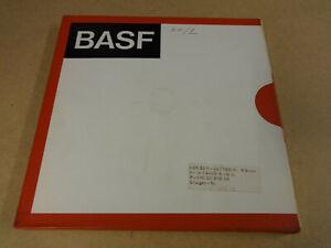25 CM REEL TAPE BASF IN ORIGINAL BOX