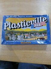 Bachmann Plasticville U.S.A. Ho Scale Structure Kit #45141 Supermarket