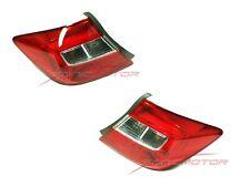 For 2012 Honda Civic Sedan (fits Si) Tail Lights Driver & Passenger Side LH+RH