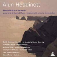 WELSH CHAMBER ORCHESTRA - PROMONTORY OF DREAMS [CD]