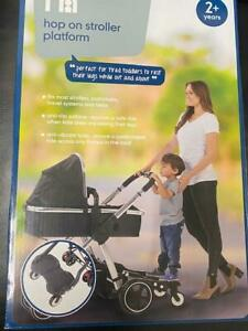 Mothercare Universal Hop on Stroller Platform for Pram Pushchair ages 2 to 6 yrs