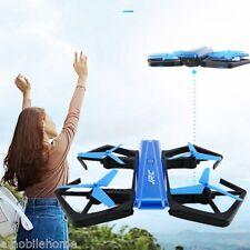 JJRC H43WH Drone Blue Mini 720P WIFI Camera Foldable Altitude Hold RC Quadcopter