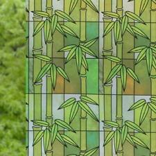 Window Glass Films Stickers Privacy Covering Static Cling Vinly Glass Anti UV