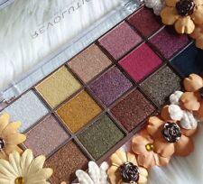 *NEW* MakeUp Revolution Foil Frenzy Intense Metallic Eyeshadow Palette Sealed