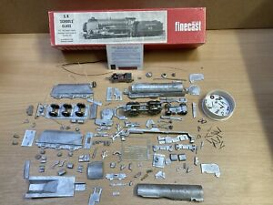 Wills Finecast F137 Maunsell Schools Class Kit +Chassis + Wheels and Spares