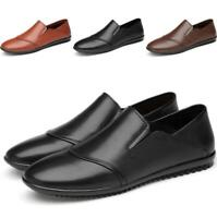 Men's Driving Moccasin Loafers Pumps Shoes Slip on Flats Soft Breathable Leisure