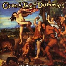 Crash Test Dummies God Shuffled His Feet CD NEW SEALED Mmm Mmm Mmm Mmm+
