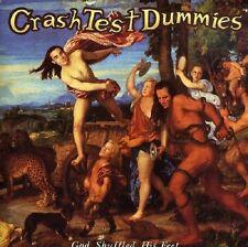 Crash Test Dummies God Shuffled His Feet CD NEW SEALED Mmm Mmm Mmm Mmm+