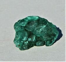 Natural Green Malachite Crystal  (MAL49)