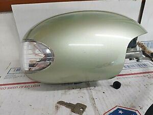2003-09 VOLKSWAGEN BEETLE PASSENGER RH Side Power Mirror Gecko Green Metallic