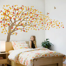 Cherry Blossom Tree Decal - Elegant Style - scheme C