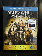 Snow White & The Huntsman Blu-Ray Steelbook w/Slip Cover [UK] Region Free Sealed