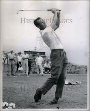 1962 Press Photo Tony Lema Anthony American Golfer - DFPC82453