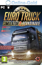 Euro Truck Simulator 2 Scandinavia Clé - PC Steam Jeu ETS II [Simulation] EU/FR