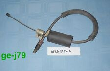 1974-1978 Ford LTD Custom 500 Marquis & St Wagons Front Parking Brake Cable NOS