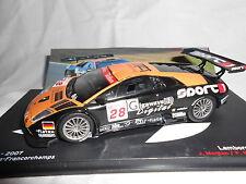 LAMBORGHINI MURCIELAGO 24 Heures de SPA FIA GT 2007 1/43 EME