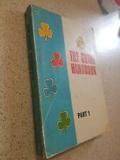 the guide handbook - part 1 - m.elizabeth brimelow - PB 1971