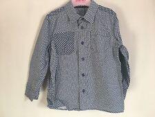 Camisa de patrón de chicos Smart manchada 2-3yrs 🚀
