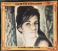 Edwyn Collins - A Girl Like You - Original 1995 Single CD Compact Disc.