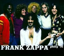 Philly 1976 [Digipak] by Frank Zappa (CD, Mar-2017, 2 Discs, Universal)