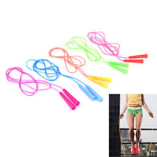 1pc.speed wire skipping adjustable jump rope fitness sport exercise cross fit WC