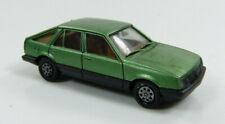 Opel Ascona grün Herpa 1:87 H0 ohne OVP [AI8-C8]
