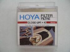 Hoya chiudere Filtro (+4) 49 mm.