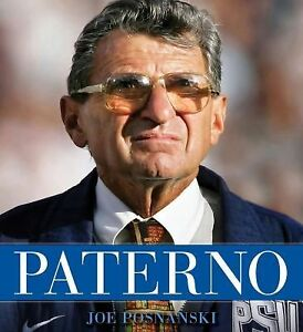 Audiobook Paterno by How Posnanski, read by Joe Mantegna | Penn State University