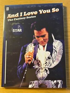 Elvis Presley dvd - And I love you so- sealed!!