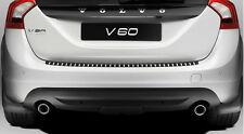 Genuine Volvo V60 Rear Bumper Protector OE OEM 30756667