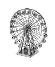 Metal Earth 3D Laser Cut Instrument Miniature Model Kit DIY Ferris wheel Toy