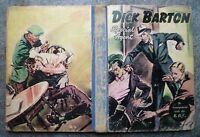DICK BARTON SPECIAL AGENT VINTAGE 1950s BBC RADIO SERIAL ANNUAL