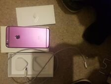 iphone 6 16gb Customised purple And Black (unlocked)