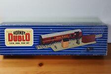 Collectors Meccano Dublo OO Gauge TPO Mail Van Set Box Manuals Bags Complete
