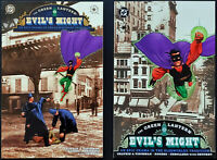 Green Lantern: Evil's Might by Chaykin & Rogers #1 & 2 TPB DC Elseworlds NM 9.6