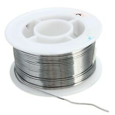 100g 0.8mm 60/40 Tin lead Solder Wire Rosin Core Soldering 2% Flux Reel Tube New