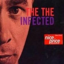 Infected by The The (CD, 2002, Epic)