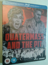 Quatermass And The Pit Zavvi Exclusive Steelbook (NEW still in SEAL)