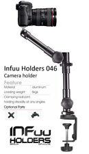 Halterung Kamera Tisch Camcorder Tischklemme Fotostativ Metall Infuu Holders 046