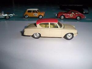 Corgi Toys N°234 Ford Consul Classic