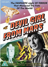 DEVIL GIRL FROM MARS - DVD - REGION 2 UK