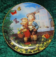 "Vintage M.J. Hummel Collectors Plate ""Surprise�-Estate Sale"
