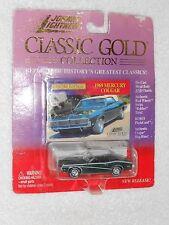 JOHNNY LIGHTNING CLASSIC GOLD 1969 Mercury Cougar Convertible